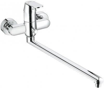 Змішувач для ванни з душовим гарнітуром GROHE Eurosmart Cosmo 26129003 (32847000+26162001)