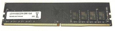 Оперативна пам'ять 8GB White Label DDR4 2666MHz C19 1.2 V (x8CONV-U8GB)