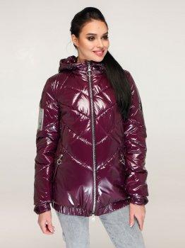 Куртка Favoritti В-1270 Темно-красная