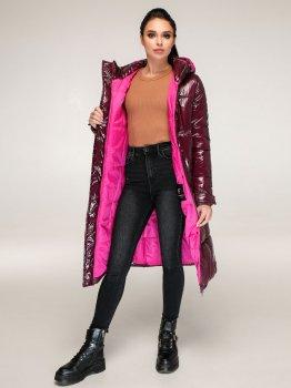 Куртка Favoritti ПВ-1262 Темно-красная