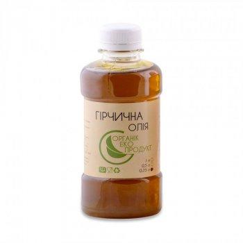 Масло горчичное холодного отжима Organic Eco-Product, 250 мл
