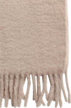 Шарф H&M 5218076 One size Светло-бежевый (5000000504541)