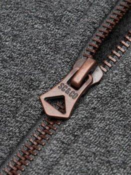 Толстовка Soulcal & Co 532243-26 Dk Charcoal M