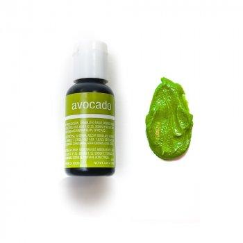 Пищевой краситель Chefmaster Liqua-gel гелевый авокадо 21 г