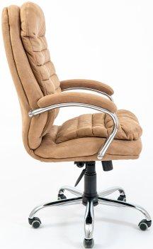Кресло Rondi Валенсия Хром Anyfix Карамель (1410198519)