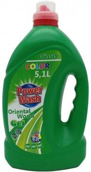 Гель для стирки Power Wash Color 5.1 л (4260145997474)