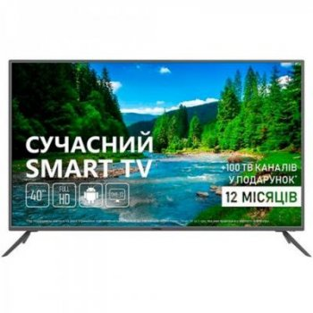 Телевизор PRESTIGIO 50SS05X (D1TV50SS05X_UA_GR_D1TV)