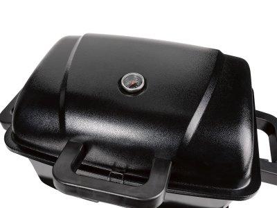 Настольный газовый гриль 3,2 кВт LANDMANN Черный F04-270035