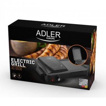 Гриль многофункциональный Adler AD-6608 2200.0 (Вт)