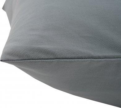 Комплект постельного белья Good-Dream Бязь Grey Евро (GDCGBS200220)