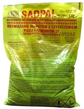 Засіб для видалення сажі Sadpal 1кг