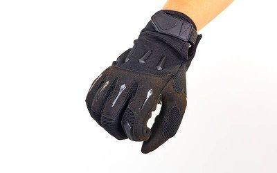 Перчатки тактические с закрытыми пальцами BLACKHAWK BC-4925 Черный XL (MR03946)