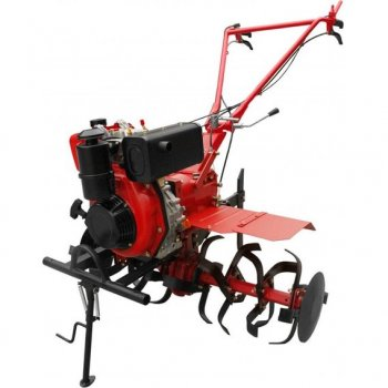 "Культиватор Forte 1050 (колеса 8"", 6 л.с.) Красный (F00210191)"