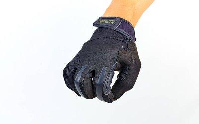 Перчатки тактические с закрытыми пальцами BLACKHAWK BC-4924 Черный XL (MR03976)