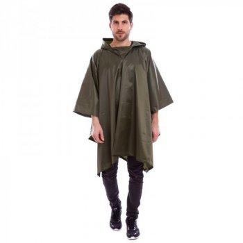 Дождевик плащ-палатка TY-6309 Оливковый (MR04088)