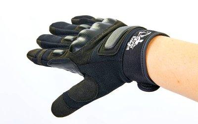 Перчатки тактические с закрытыми пальцами SILVER KNIGHT BC-7052 Черный L (MR03995)