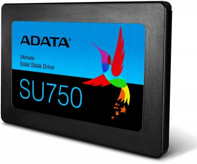 "ADATA Ultimate SU750 512GB 2.5"" SATA III 3D NAND TLC (ASU750SS-512GT-C)"