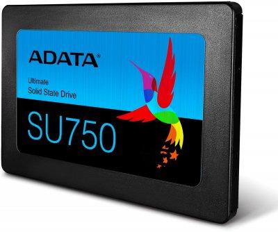 "ADATA Ultimate SU750 1TB 2.5"" SATA III 3D NAND TLC (ASU750SS-1TT-C)"