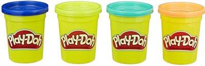 Набір для ліплення Play-Doh 4 баночки (B5517_E4867)