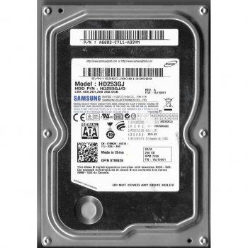 Вінчестер IDE 3.5, 250 Gb, Samsung Б/В