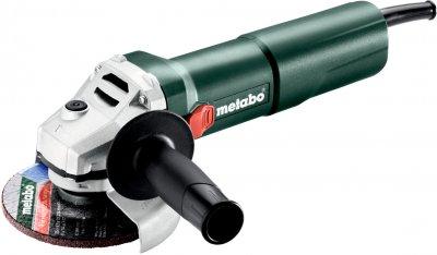 Угловая шлифмашина Metabo W 1100-125 (603614010)