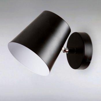 Бра настінне Light House SWT-15222 BK H160*W200 E27 чорне
