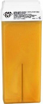 Віск для депіляції BRINail Zinc Oxide Pink Quartz у картриджі 100 мл (2142393100139)