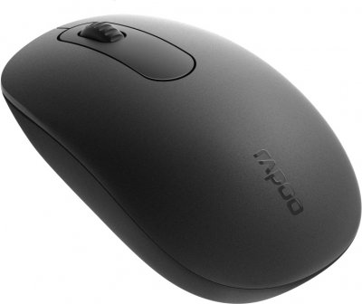 Мышь Rapoo N200 USB Black