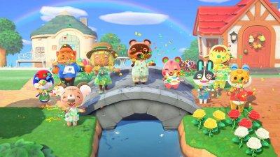 Animal Crossing: New Horizons (російська версія) Nintendo Switch