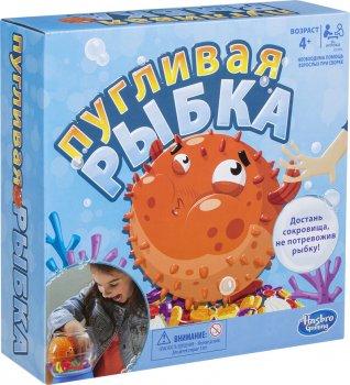 Гра настільна Hasbro Полохлива рибка (E3255) (5010993560615)
