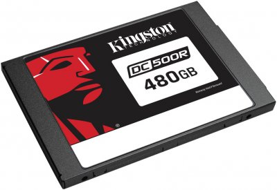 "Kingston DC500R 480GB 2.5 ""SATAIII 3D TLC (SEDC500R/480G)"