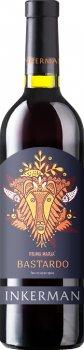 Вино Inkerman Prima Maria Bastardo червоне напівсолодке 0.75 л 9-13% (4823090000455)