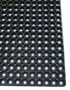 Брудозахисний килимок ЮВІГ гумовий 100х200х2.2 см (00000003872)
