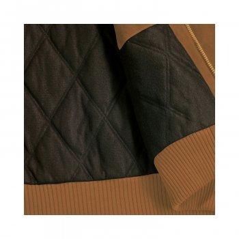 Куртка-кенгуру Carhartt Sandstone Active Jacket - J130 (Carhartt Brown)