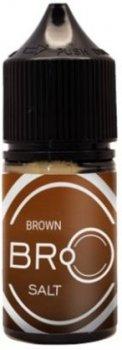 Рідина для POD-систем BRO Brown 30 мл (Тютюн)