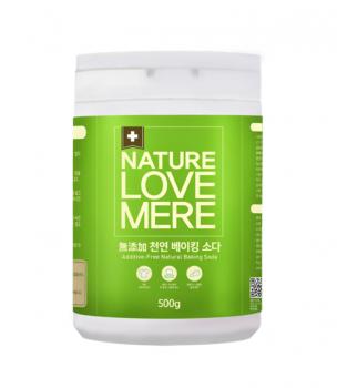 Натуральное многофункциональное средство NatureLovemere с содой, 500 г (8809402090136)
