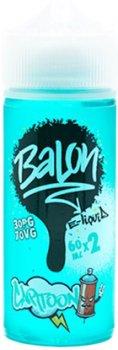 Рідина для електронних сигарет Balon Cartoon 120 мл (Банан + маракуя + груша)