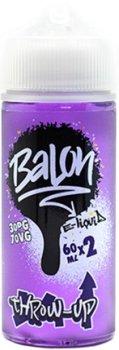Рідина для електронних сигарет Balon Throw-up 120 мл (Грейпфрут + смородина)
