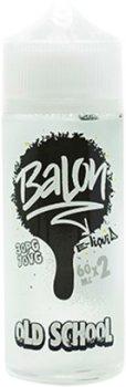 Рідина для електронних сигарет Balon Old-school 120 мл (Малина + чорниця)