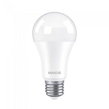 Светодиодная лампа Maxus 12W E27 3000 K