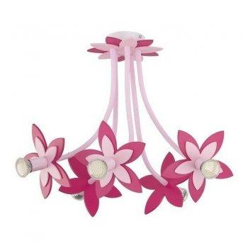 Люстра Nowodvorski 6896 Pink Flowers V 12586