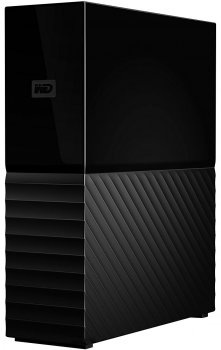 Жорсткий диск Western Digital My Book 14 TB WDBBGB0140HBK-EESN 3.5 USB 3.0 External