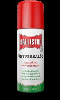 Масло збройне Klever Ballistol Універсальний Oil Spray 50 ml (21450)