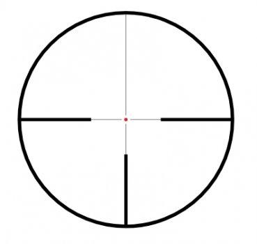 Приціл Hawke Vantage 30 WA 2.5-10х50 30 mm L4A Dot підсвічування (14274)