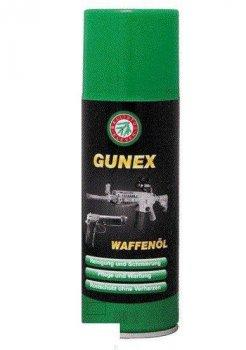 Масло збройне Klever Ballistol Gunex Spray 400 ml (22254)