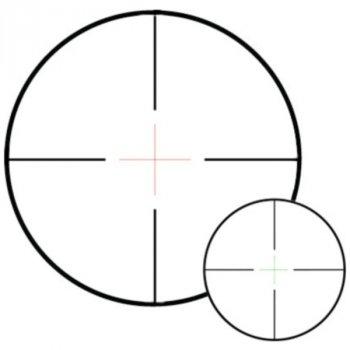 Оптичний приціл Hawke Vantage IR 3-9x40 (30/30 Centre Cross IR R/G) (922107)