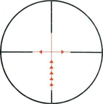 Оптичний приціл BSA-Optics Deer Hunter 3-9х40 IRGE (DH39x40IR)