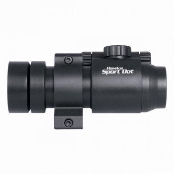 Коліматорний приціл Hawke Sport Dot 1x30 WP (9-11mm/Weaver) (920802)