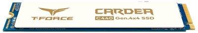 Накопичувач SSD 1TB Team Cardea Ceramic C440 M. 2 2280 PCIe NVMe 4.0 x4 3D TLC (TM8FPA001T0C410)