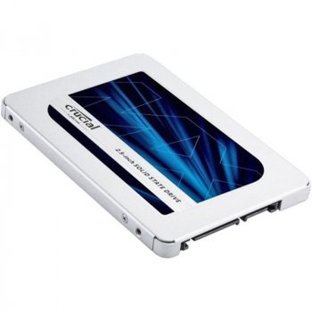 "Накопичувач SSD 250GB Crucial MX500 2.5"" SATAIII 3D TLC (CT250MX500SSD1)"